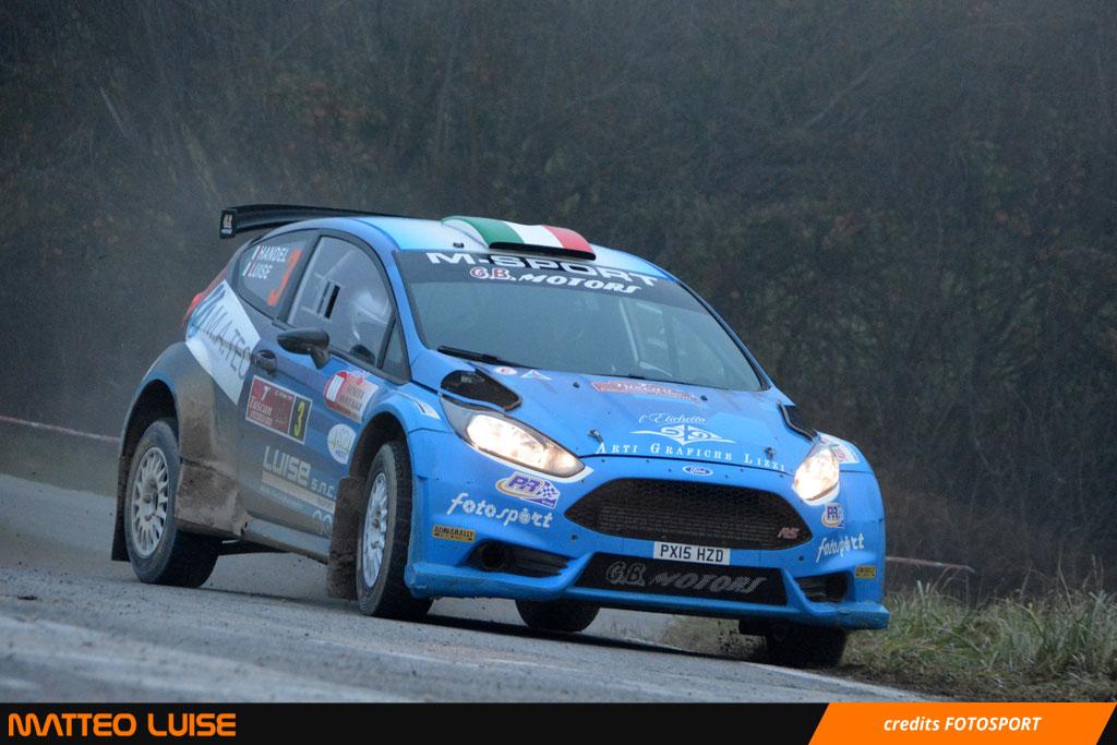 Immagini del Tuscan Rewind 2016 - Matteo Luise - Rally Driver