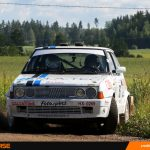 Lahti Historic Rally 2017