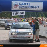 Lahti Historic Rally 2018