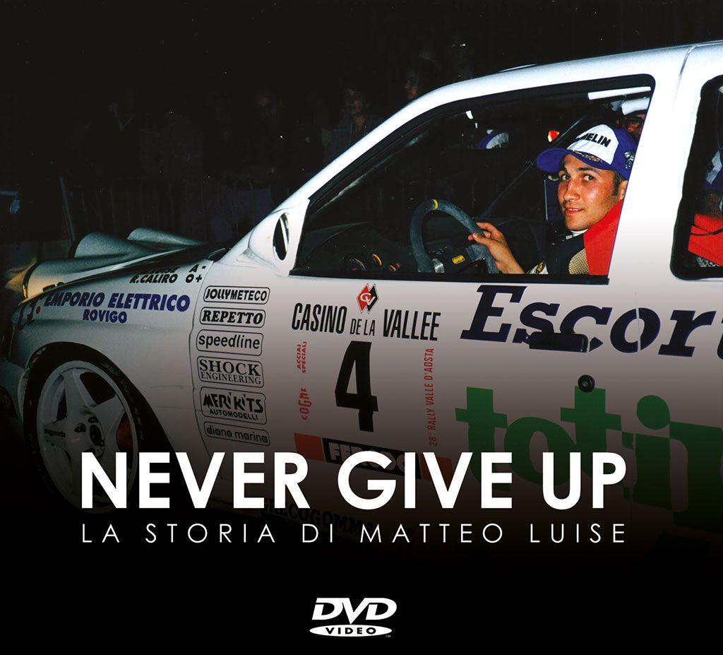 Never Give Up: il film sulla storia di Matteo Luise